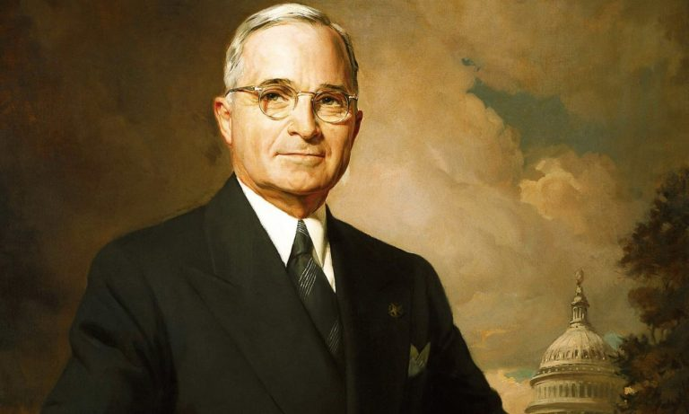 harry truman Throughout his long life, harry s truman thought, wrote, and spoke about history for truman, history had a meaning that went beyond a casual interest.