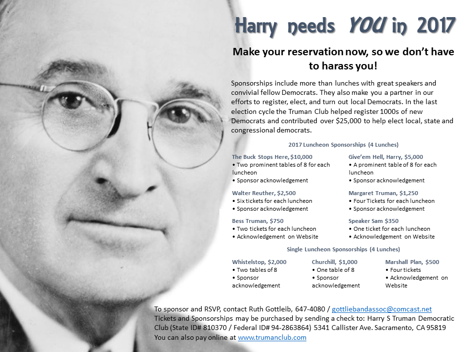Truman Sponsor Flier 2016-12-17