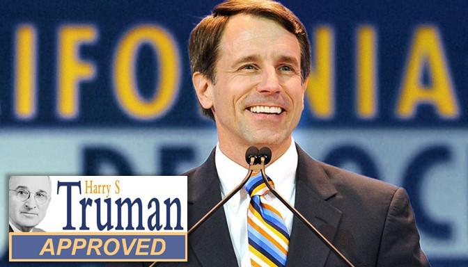 Harry S Truman Democratic Club endorses Dave Jones for Attorney General